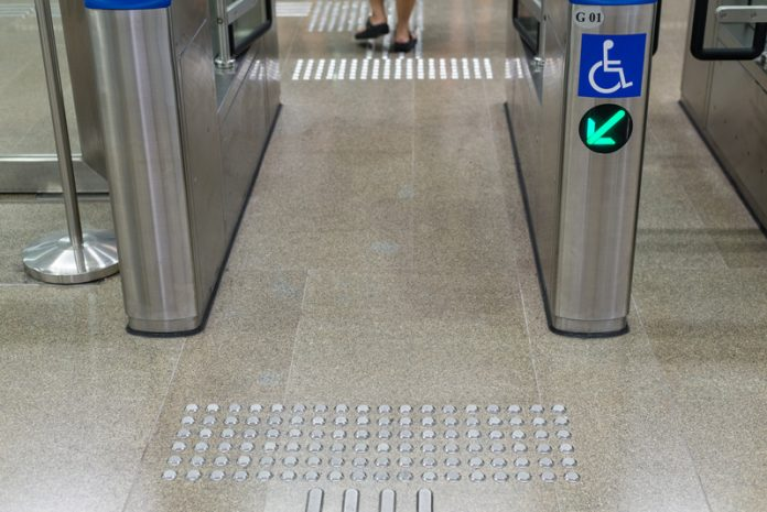 disabled access, UK railways