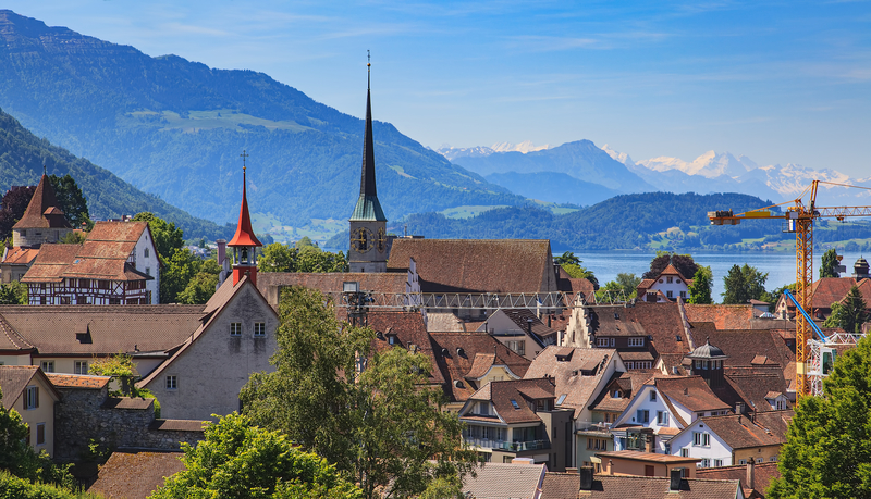 Crypto Valley: Why Switzerland is a world-leading location for blockchain companies