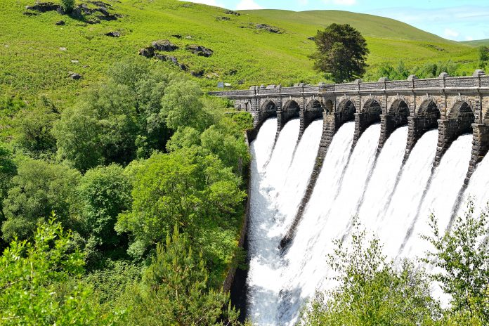 the hydropower industry, global warming UK
