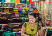 Myanmar's future, UK DFID