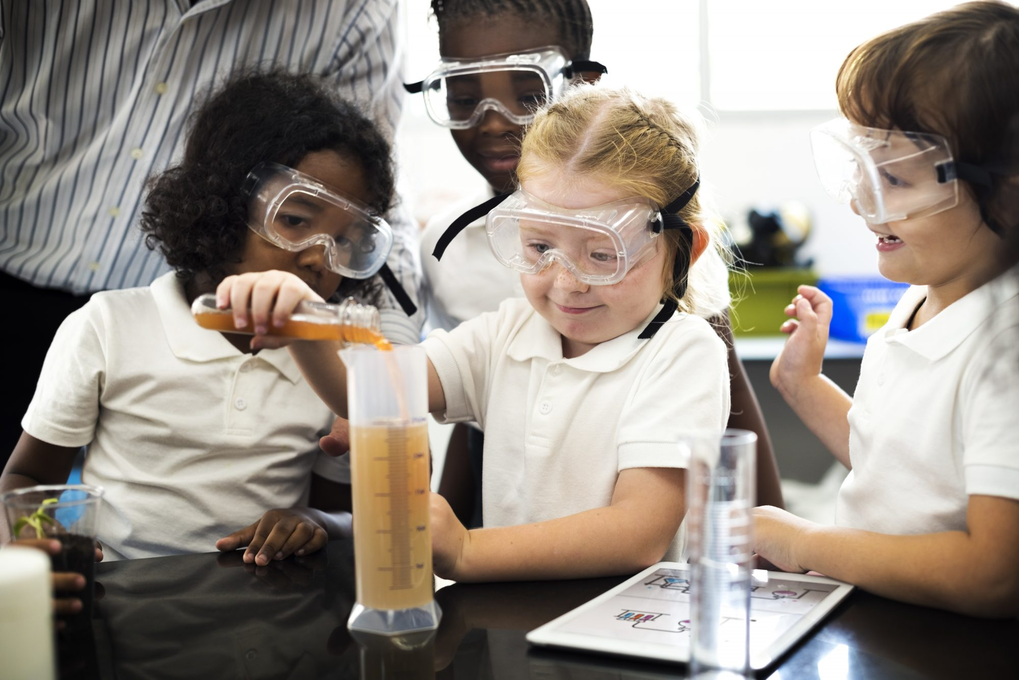 Are girls' misconceptions of STEM subjects holding them back?