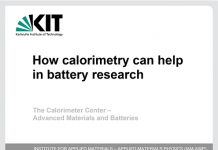 How calorimetry can help in battery research