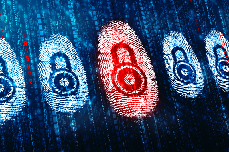 Could fingerprint scanning and biometrics be the future of