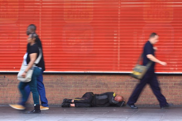 Funding for rough sleepers, housing minister Heather Wheeler