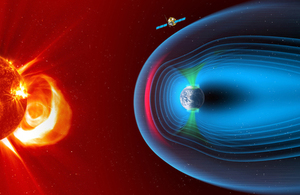 find earth like planet, space weather mission