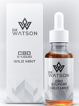DR WATSON E-LIQUIDS have been crafted to create six unique flavours.