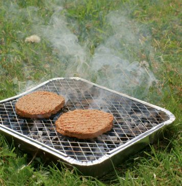 disposable bbq's