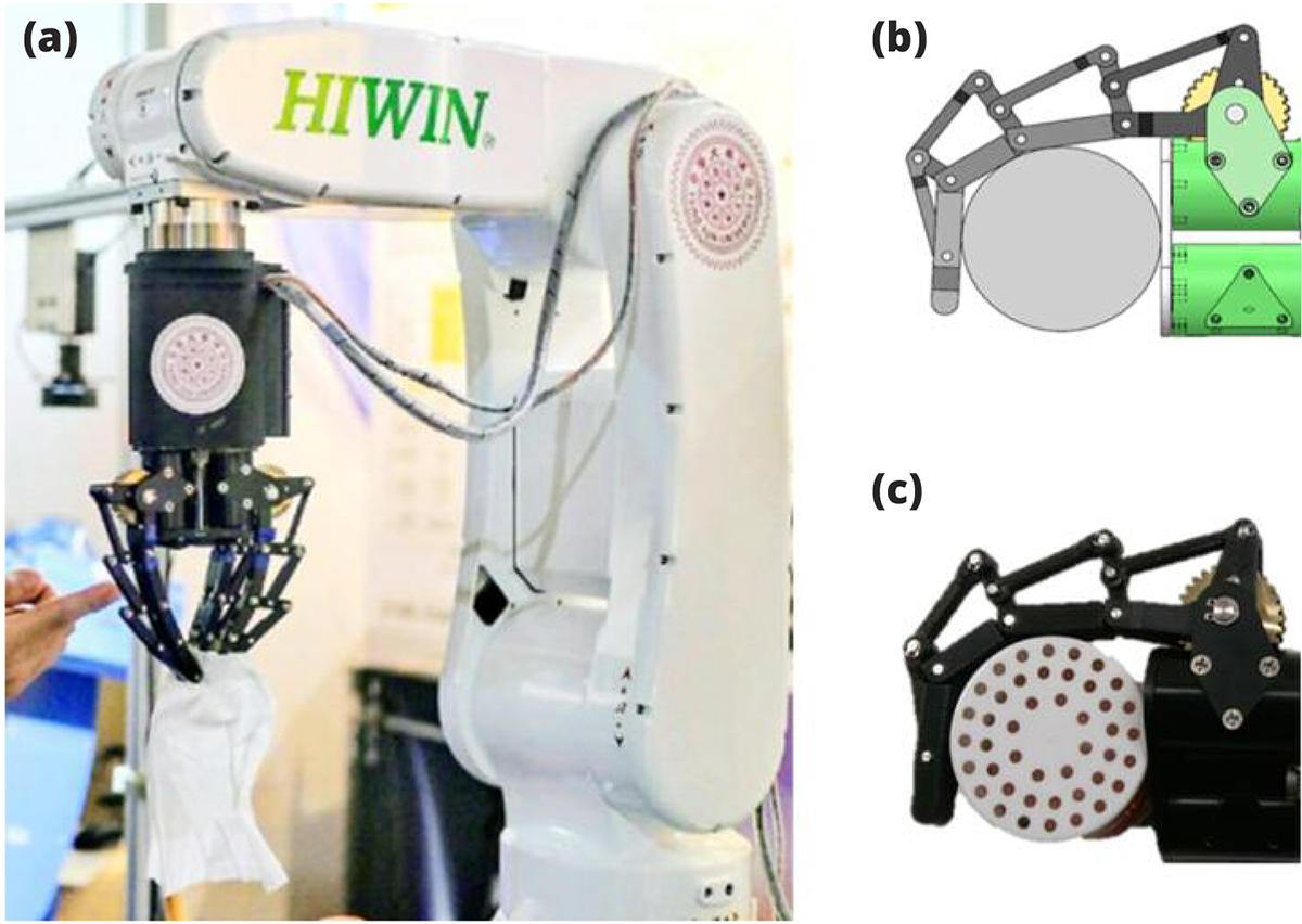 smart engineering, adaptive robotic gripper