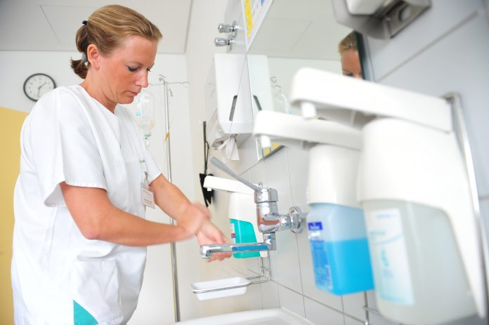 hand hygiene, healthcare associated infection