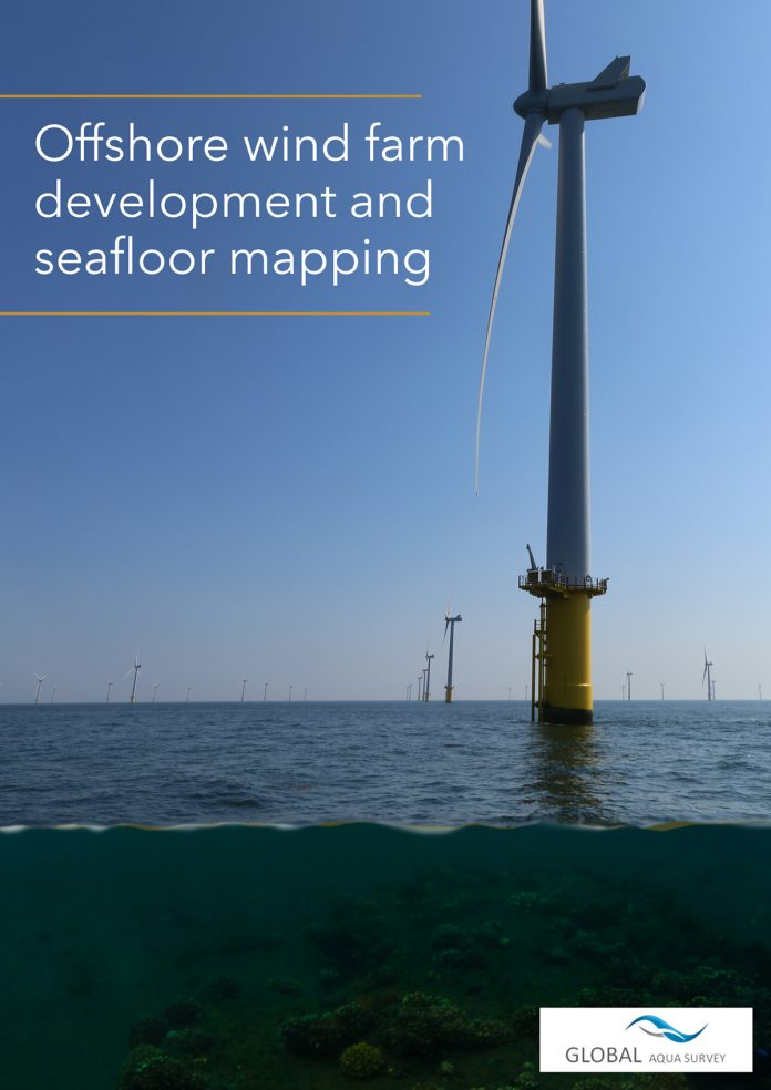 Offshore wind farm development