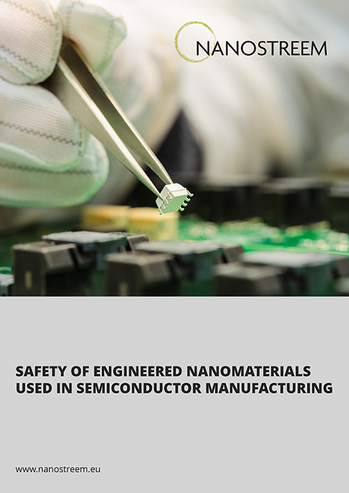 safety of engineered nanomaterials, semiconductor manufacturing