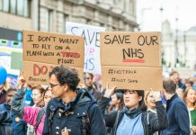 NHS and digital transformation, long term plan