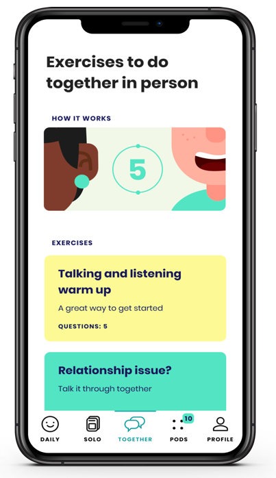 emotional fitness app