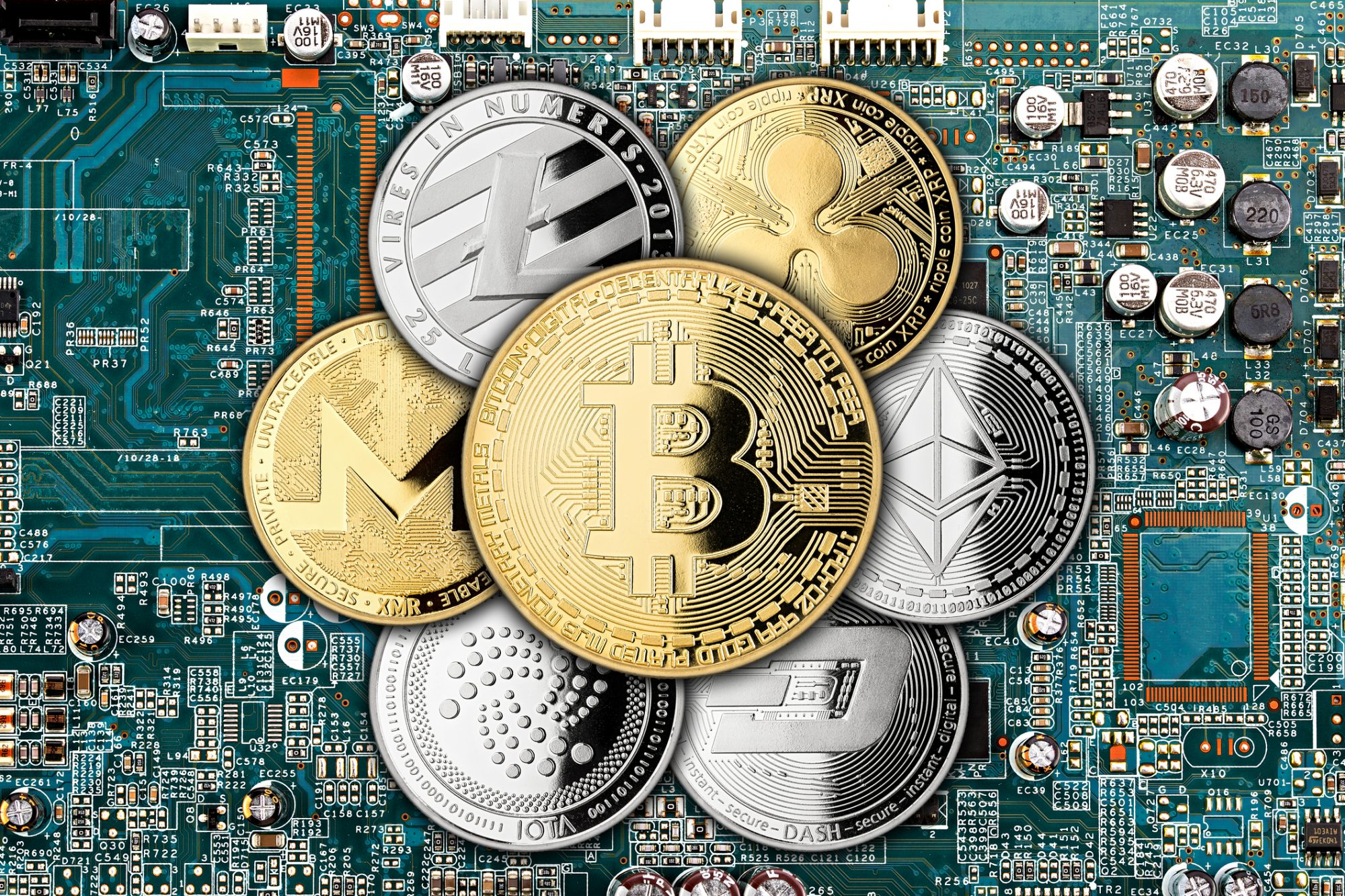 is cryptocurrency on the rise