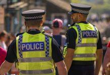police recruitment drive