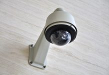 care facilities, CCTV camera