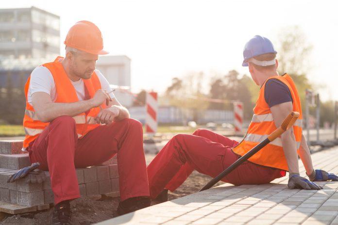 outdoor employees
