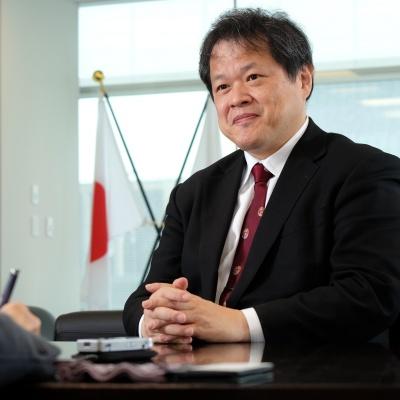 Makoto Suematsu