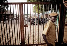 prisoners in south sudan, national security service act