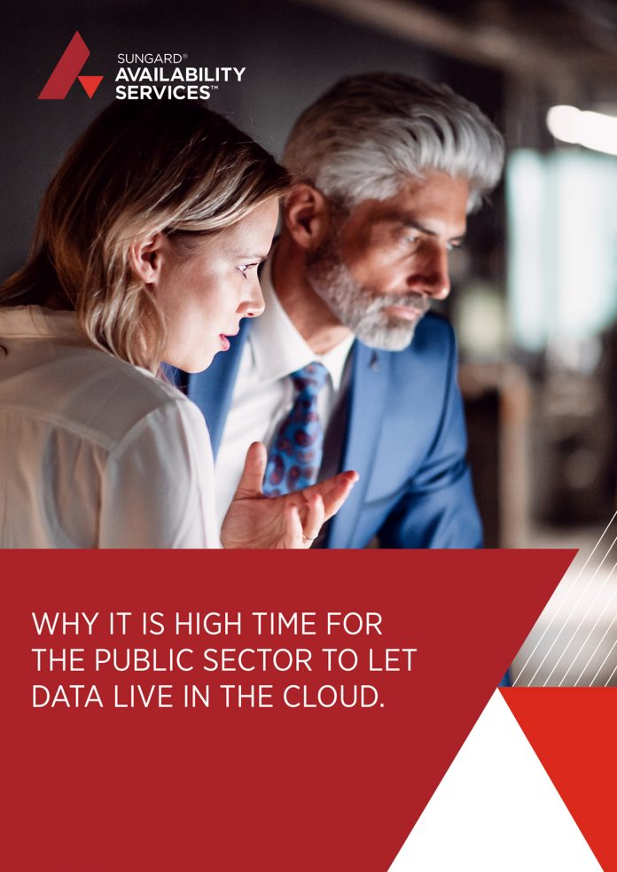 data live in the cloud