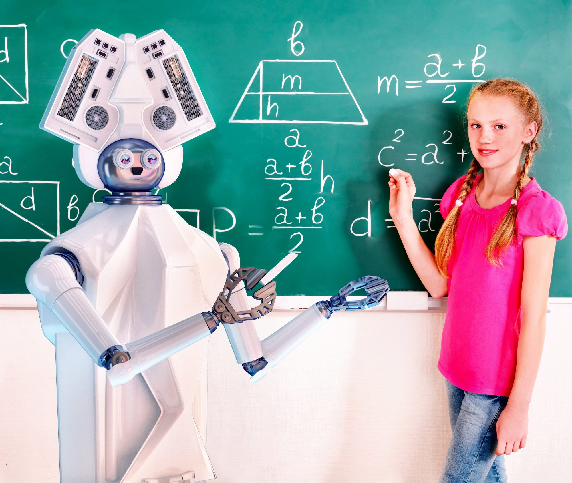 How is AI transforming the education sector?