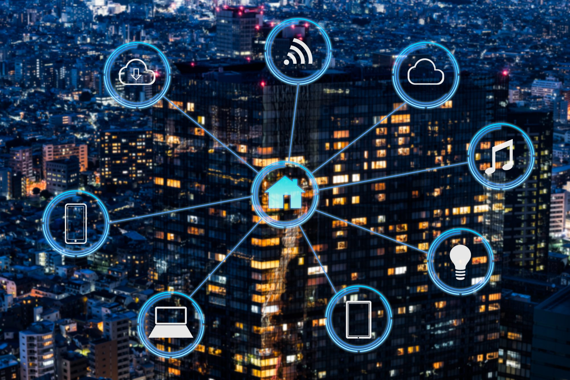 . Is IoT essential for the modern office environment