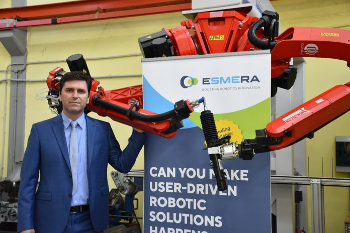 robotics applications, European SMEs