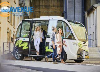 future public transportion, AVENUE H2020