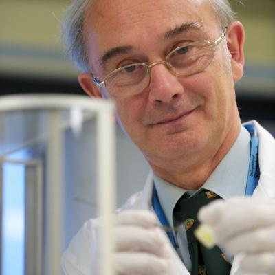 Prof Colin J Suckling OBE DSc FRSE