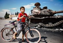 return to war zone, syrian refugees