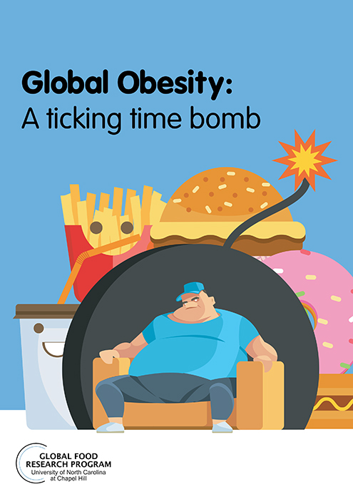 global obesity, nutrition transition