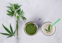 CBD drinks market