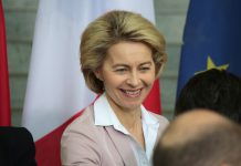 new european commission, von der leyen
