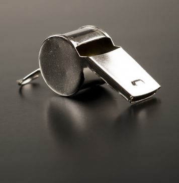 whistleblowing policy, public sector