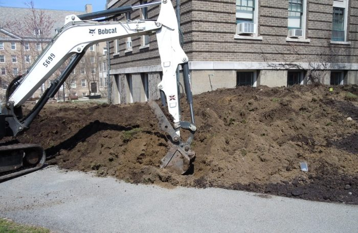 remediating compacted soil