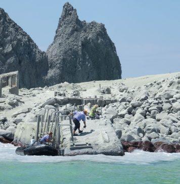 white island eruption, hydrothermal