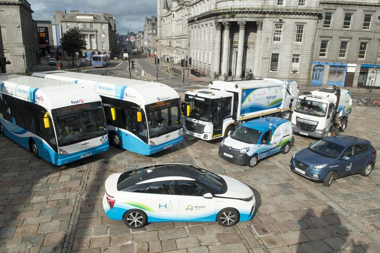 Openaccessgovernment: Hydrogen on trial: Fuel cell RCVs and the future.