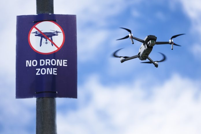 misuse of drones