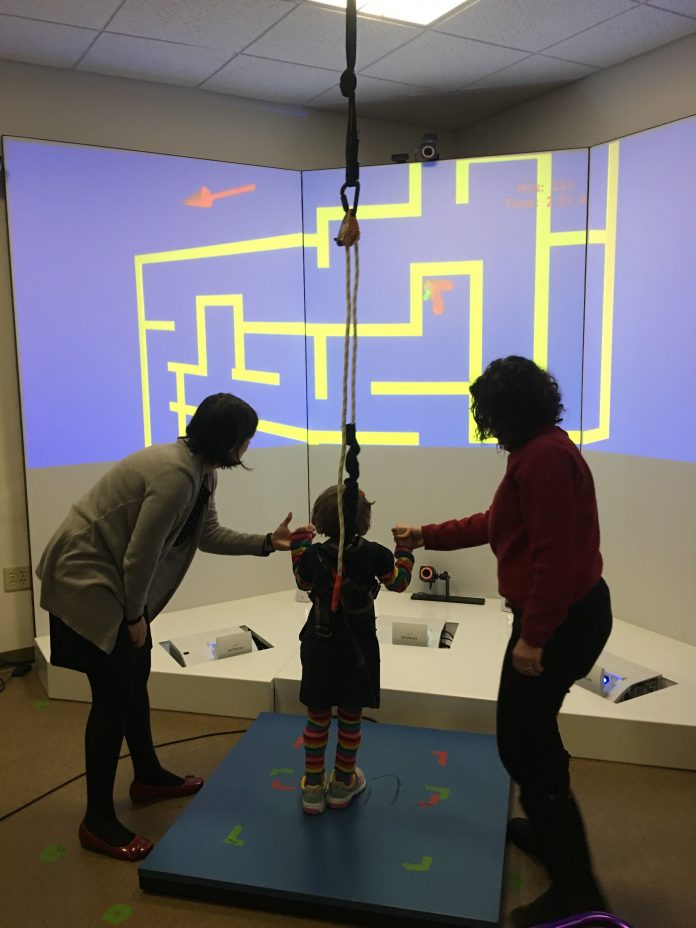 children with disabilities, virtual reality
