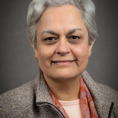 Dr Anjuli S. Bamzai