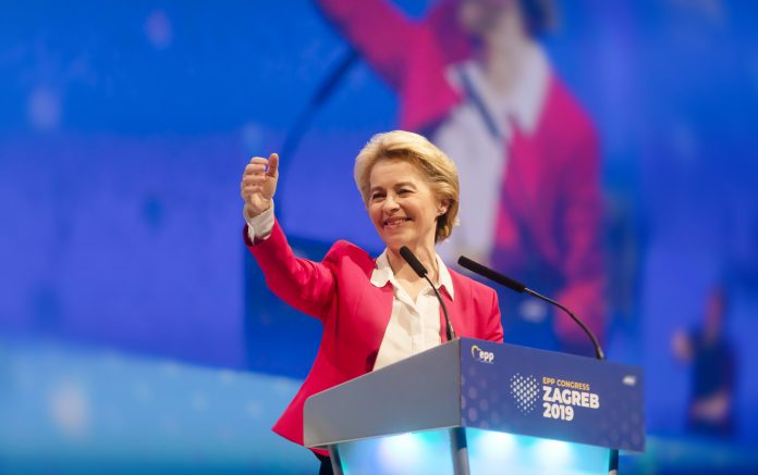 current brexit deal, ursula von der leyen