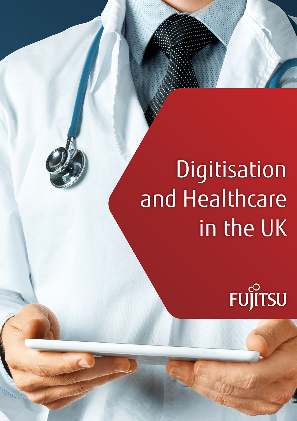 Digitisation and Healthcare in the UK, fujitsu