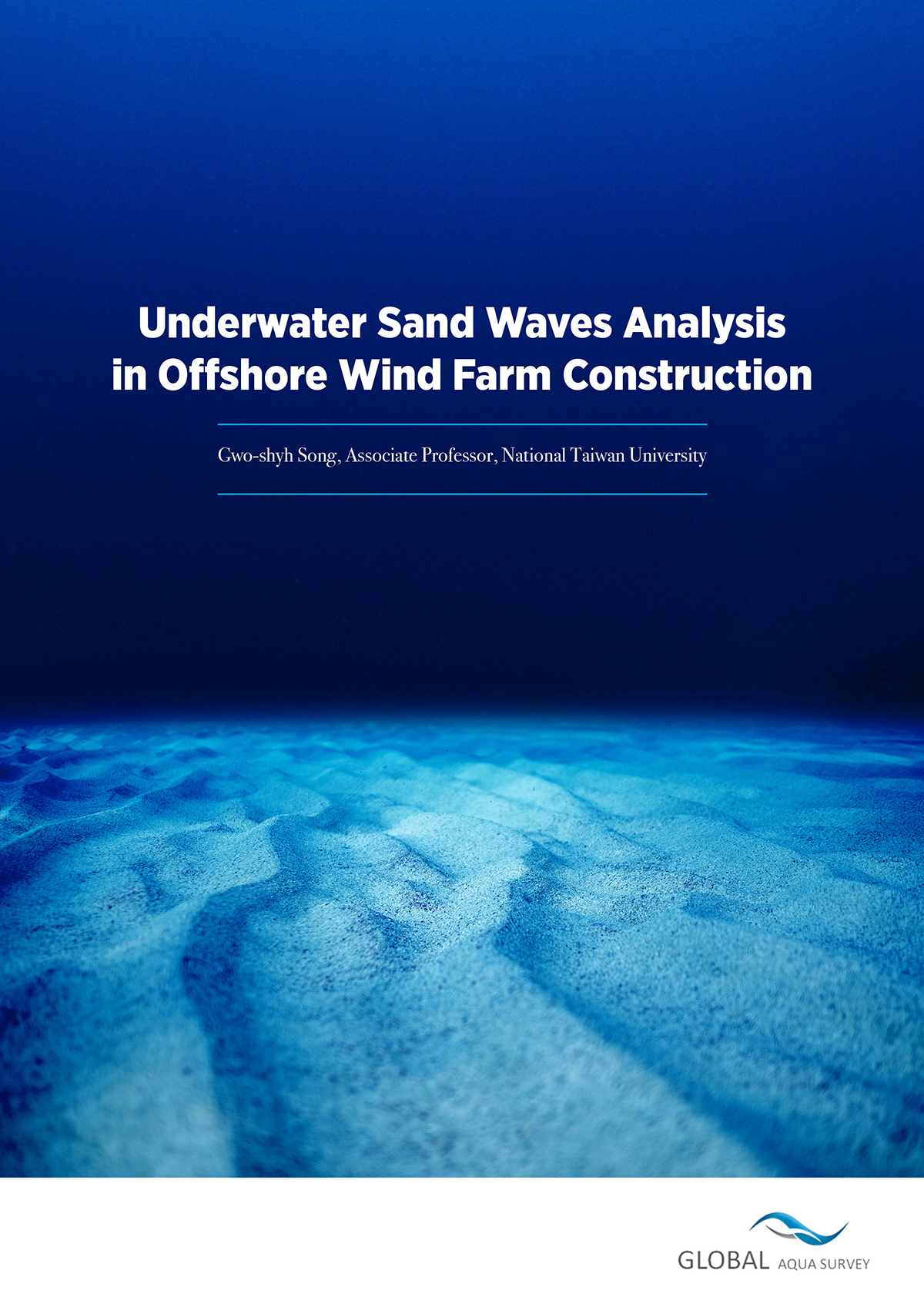 sand waves analysis, offshore wind