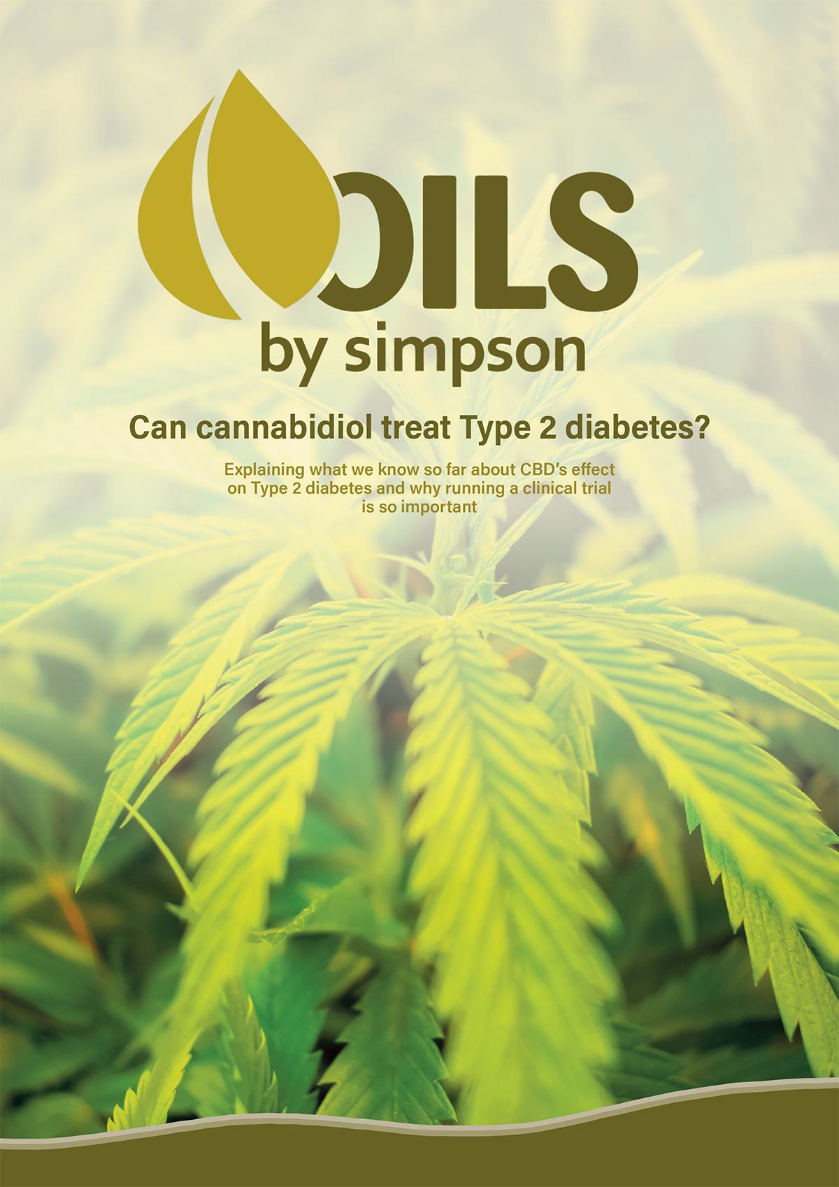 treat type 2 diabetes, cbd oil