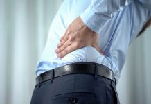 treating a slipped disc