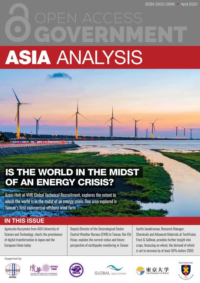 Asia Analysis April 2020