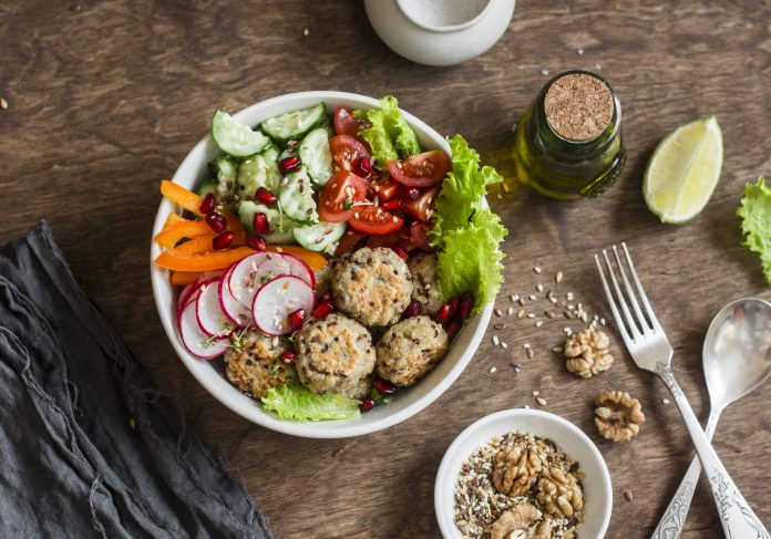 plant-based food, protein transition