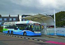Hydrogen transport system