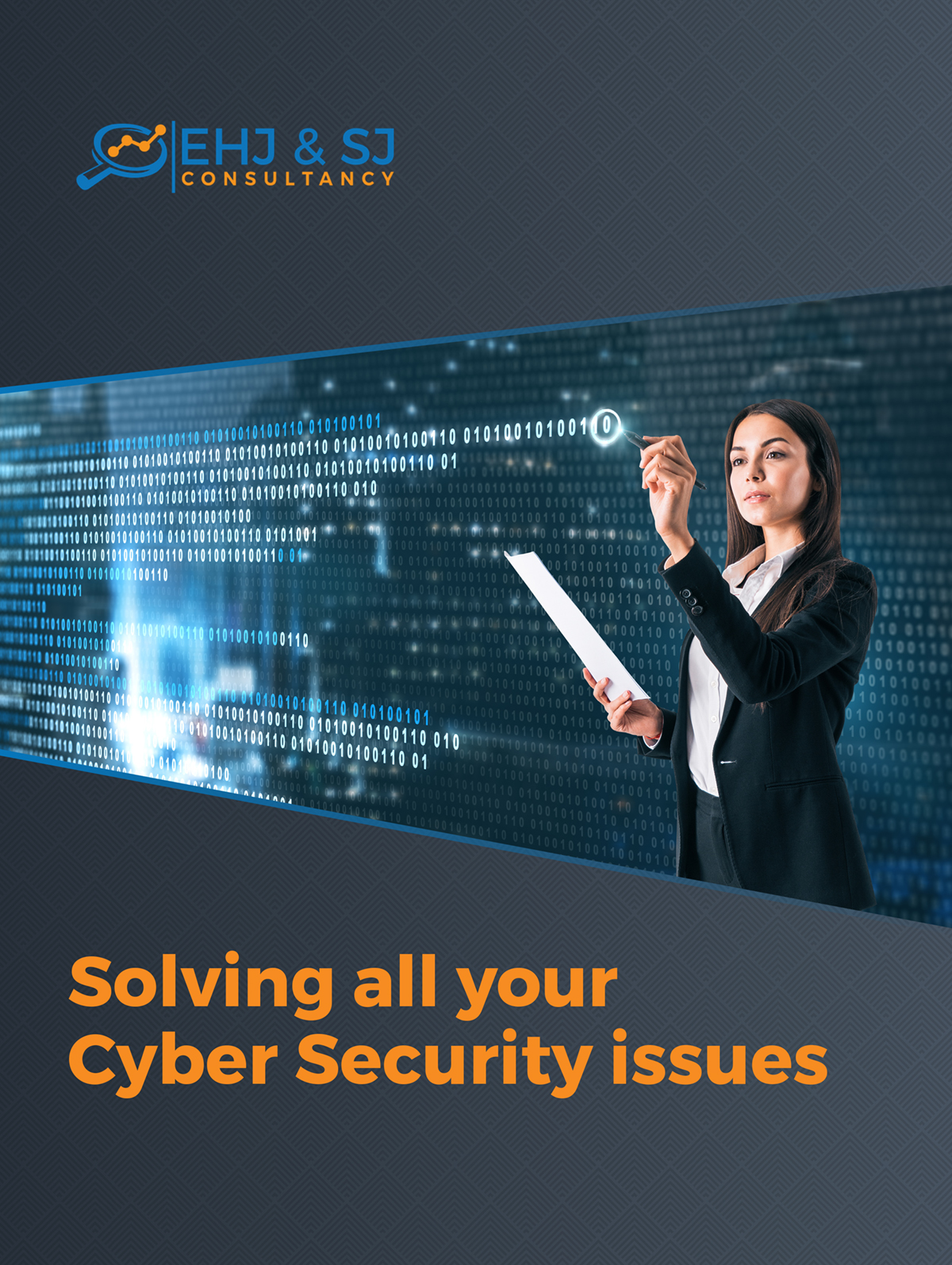 Cyber Security issues, EHJ & SJ consultancy
