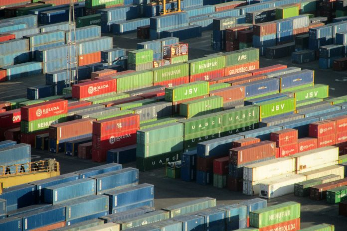 global supply chains, just in time